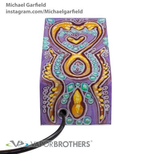 MICHAEL GARFIELD Vaporbrothers Vaporizer - Hands Free - 120V - 8040-MICHAELGARFIELD